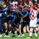 法国队挫败克罗地亚队,夺得世界杯冠军